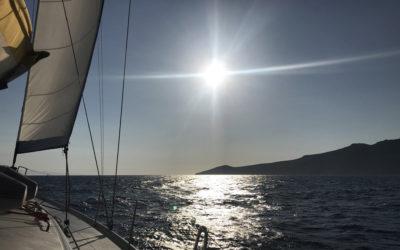 Gagne une semaine de navigation en mer sur un voilier